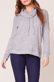 Jack by BB Dakota Grey Expectations Knit - Product Mini Image