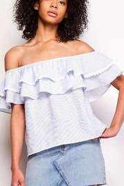 Jack by BB Dakota Hayes Off-Shoulder Top - Product Mini Image