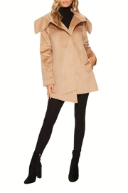 Jack by BB Dakota Henry Asymetrical Coat - Product Mini Image