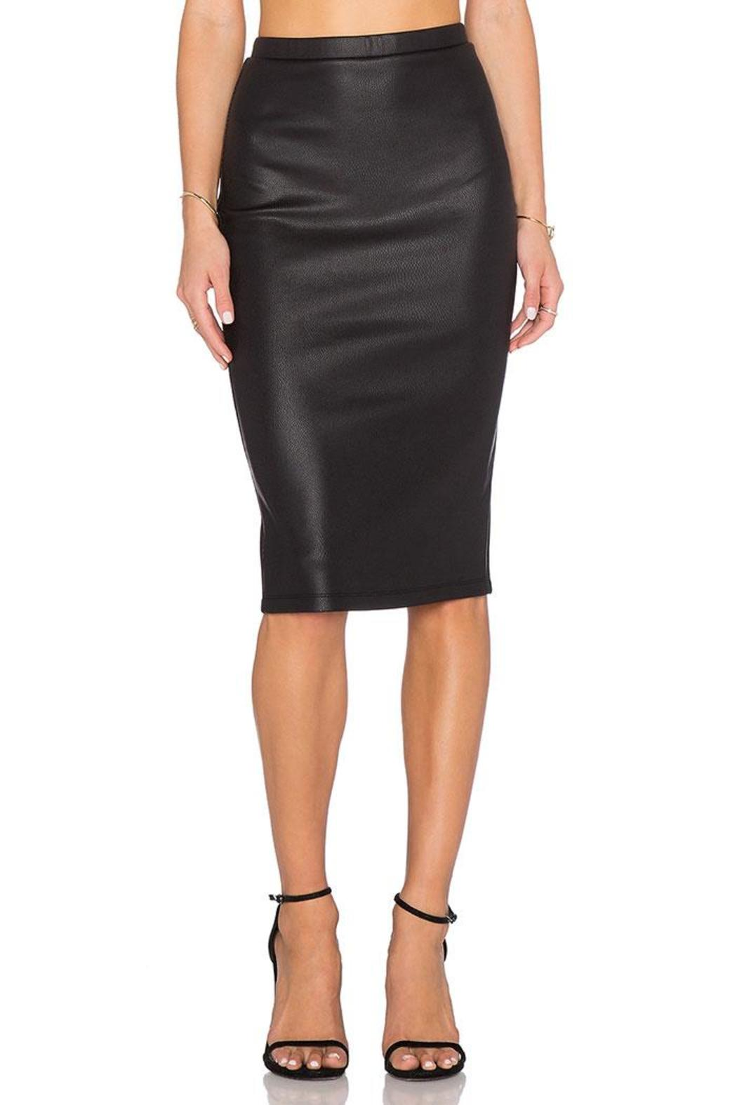 Jack by BB Dakota Kelan Snakeskin Skirt - Main Image