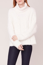 Jack by BB Dakota Kisses Cable-Knit Sweater - Front cropped