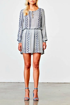 Shoptiques Product: Knight Printed Dress