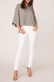 Jack by BB Dakota Let's-Split Dolman Top - Product Mini Image