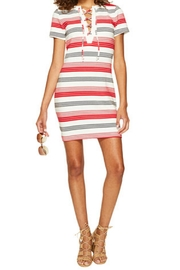 Jack by BB Dakota Lijah Ribbed Dress - Front cropped