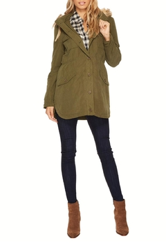 Jack by BB Dakota Medici Coat - Product List Image