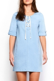Jack by BB Dakota Minnie Chambray Dress - Product Mini Image