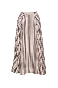 Jack by BB Dakota Norman Varigated Skirt - Product List Image