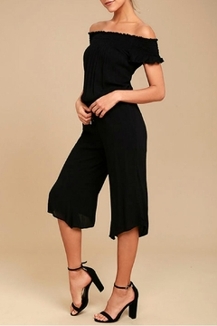 Shoptiques Product: Otisa Off Shoulder Jumpsuit