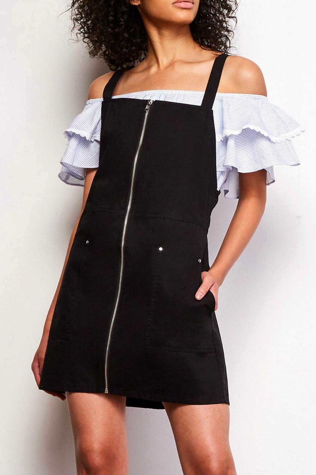 Jack by BB Dakota Overall Zipper Dress - Main Image
