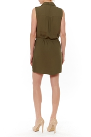 Shoptiques Product: Santos Shirtdress - Front full body