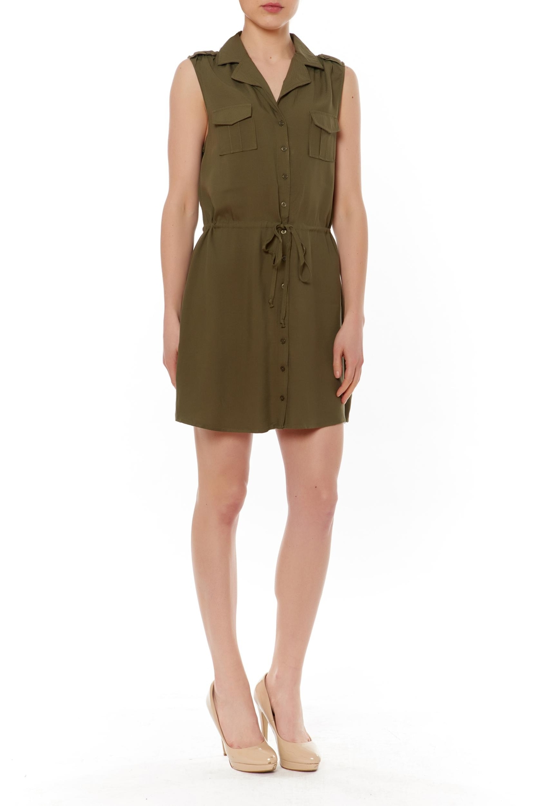 Santos Shirtdress