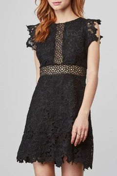 Shoptiques Product: Scalloped Lace Dress