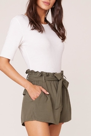 Jack by BB Dakota Secure-The-Bag Shorts - Front cropped