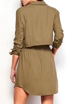 Jack by BB Dakota Shirt Dress - Alternate List Image