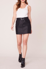 Jack by BB Dakota So-Edgy Vegan-Leather Skirt - Product Mini Image
