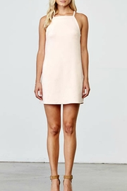 Jack by BB Dakota Soft Pink Dress - Front cropped