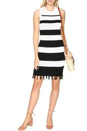 Jack by BB Dakota Stripe Sweater Dress - Product Mini Image