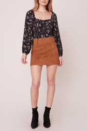 Jack by BB Dakota Suede-Secret Faux-Suede Mini-Skirt - Product Mini Image