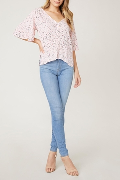 Jack by BB Dakota Surprise Party Blouse - Product List Image
