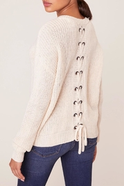 Jack by BB Dakota Tie Me Sweater - Product Mini Image
