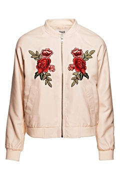 Shoptiques Product: Varis Bomber Jacket