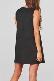 Jack by BB Dakota Vegan Suede Shift - Front full body