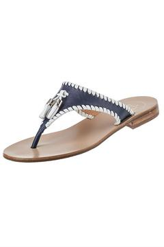 Shoptiques Product: Alana Midnight/White Sandals