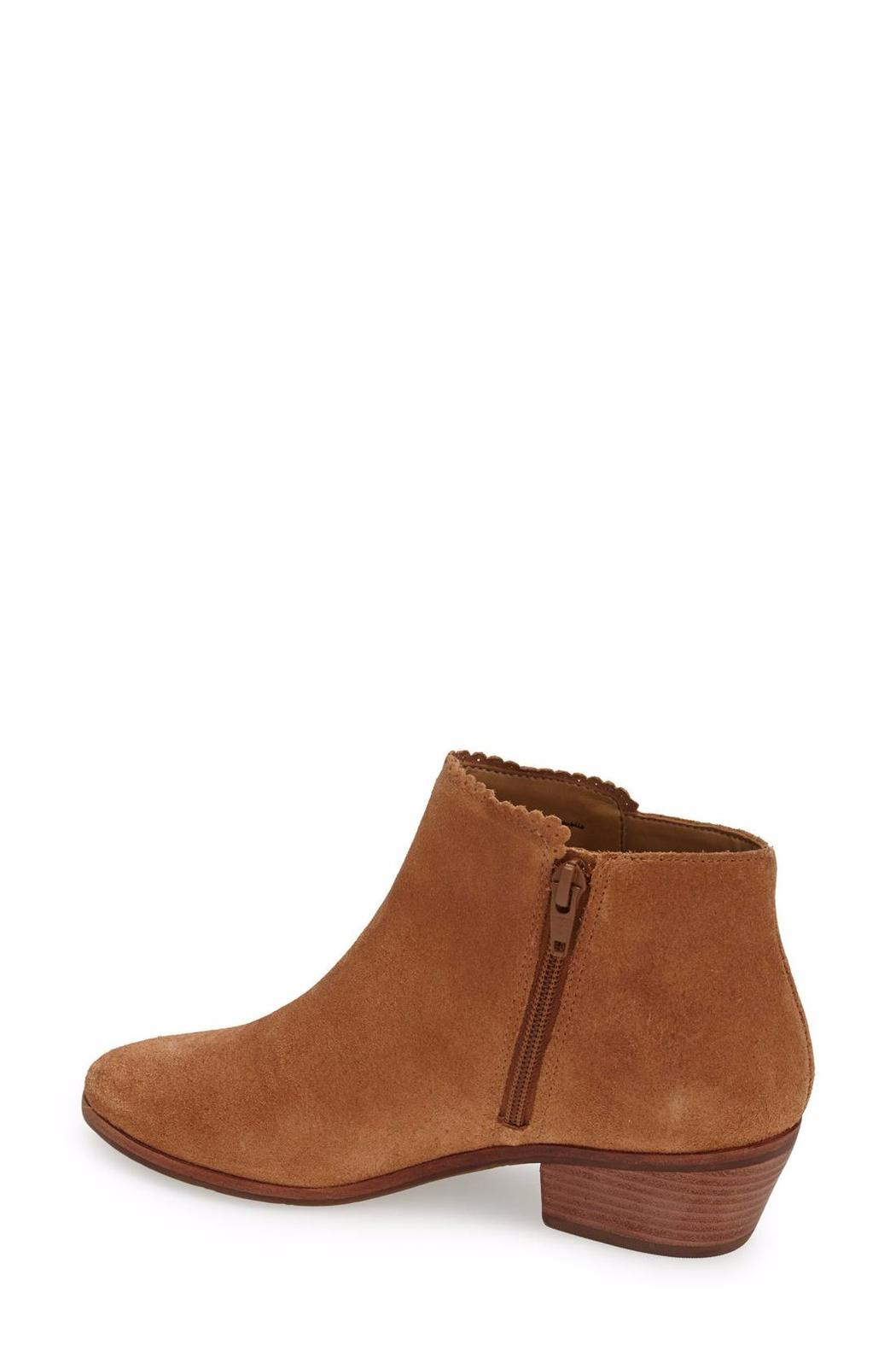 Jack Rogers Bailee Suede Bootie - Side Cropped Image