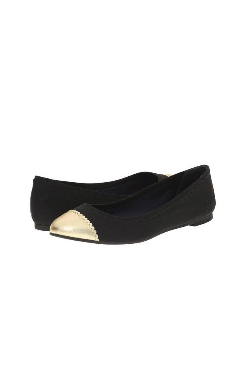 Jack Rogers Bree Stretch Flat - Front Full Image