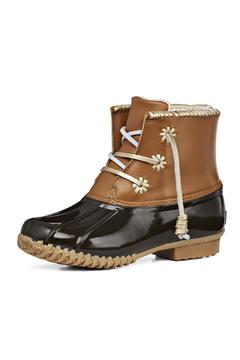 Shoptiques Product: Brown Chloe Boot
