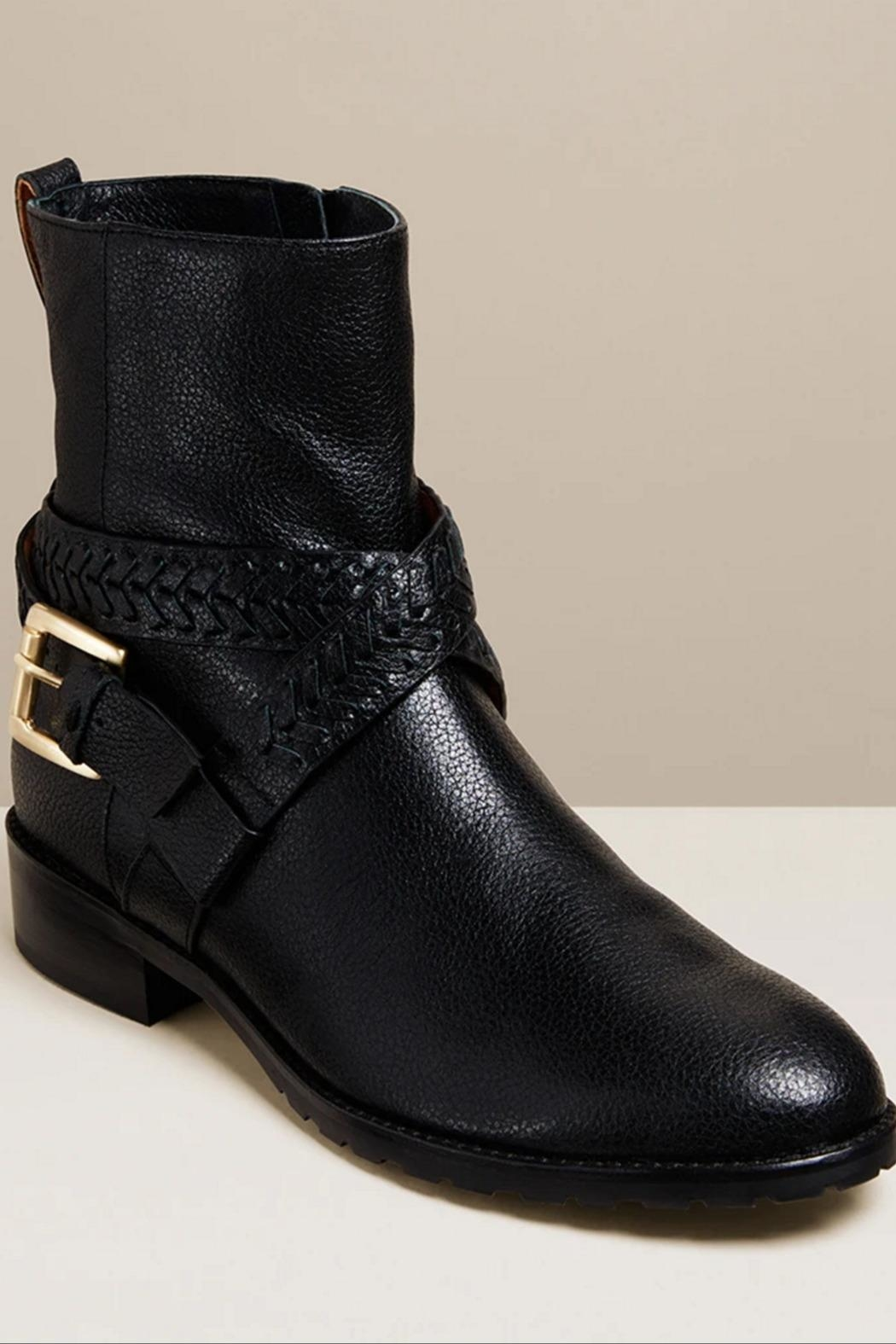Jack Rogers Eliza Moto Bootie - Front Cropped Image