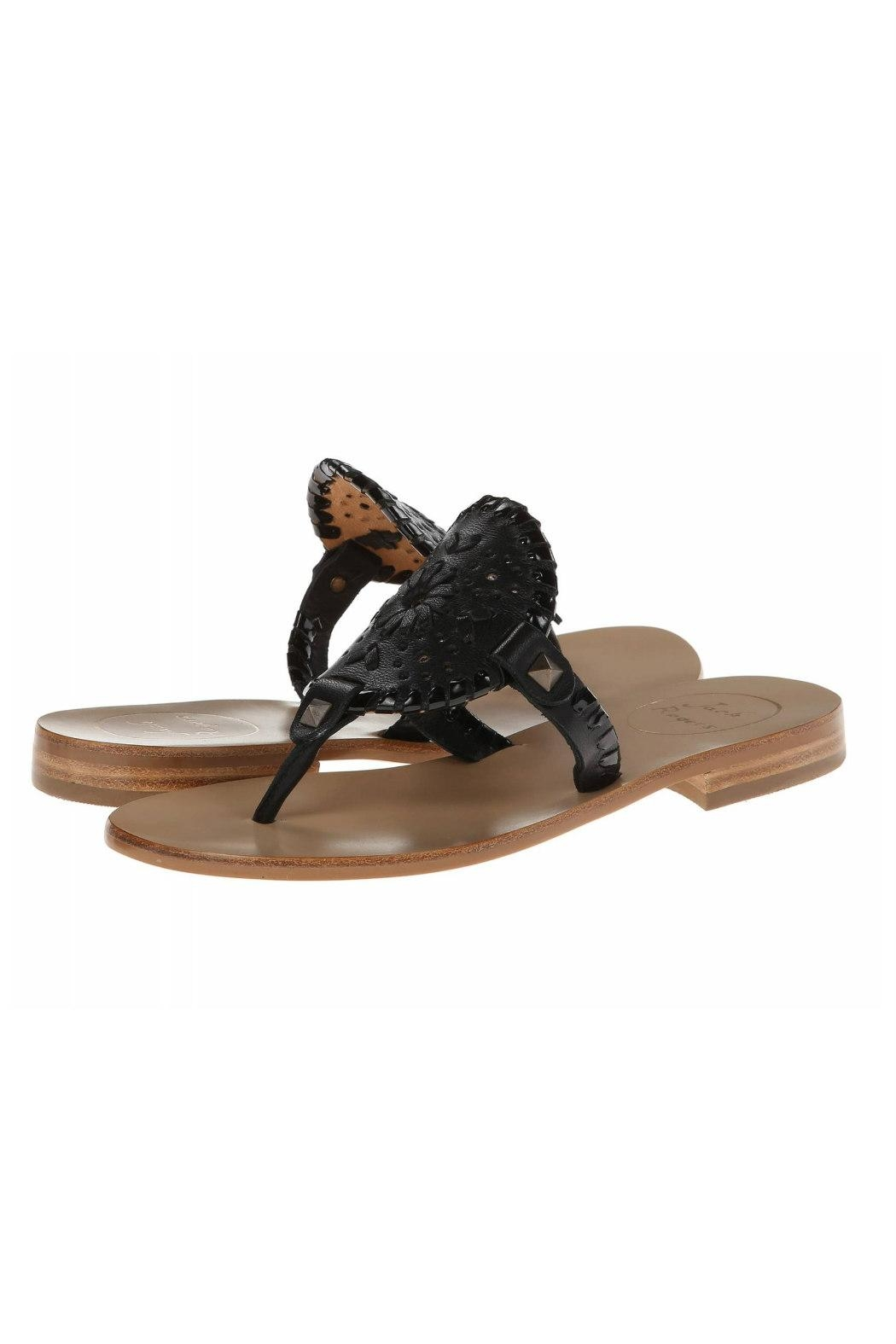 Jack Rogers Georgica Sandal - Front Cropped Image
