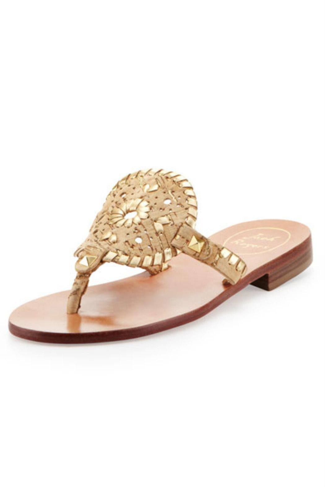 0364e3e7e73 Jack Rogers Georgica Sandal from Statesboro by Sole — Shoptiques