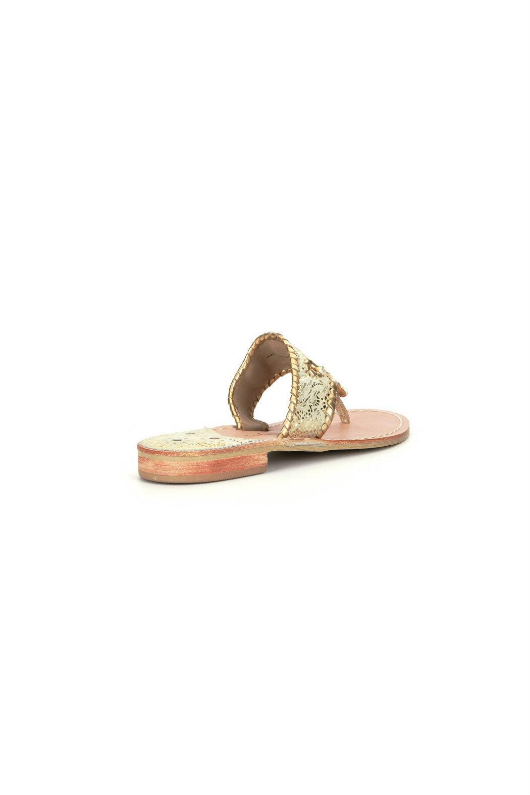 Jack Rogers Lacey Sandal - Front Full Image