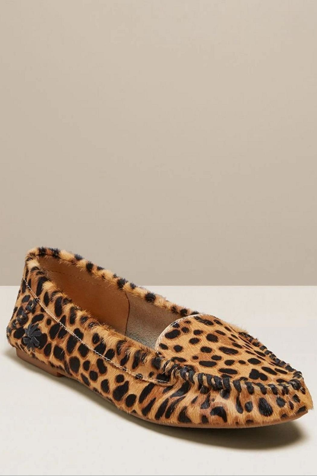 Jack Rogers Millie Haircalf Moccasin - Main Image