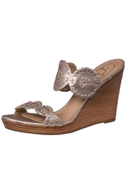 Jack Rogers Double Band Wedge Sandal - Product Mini Image