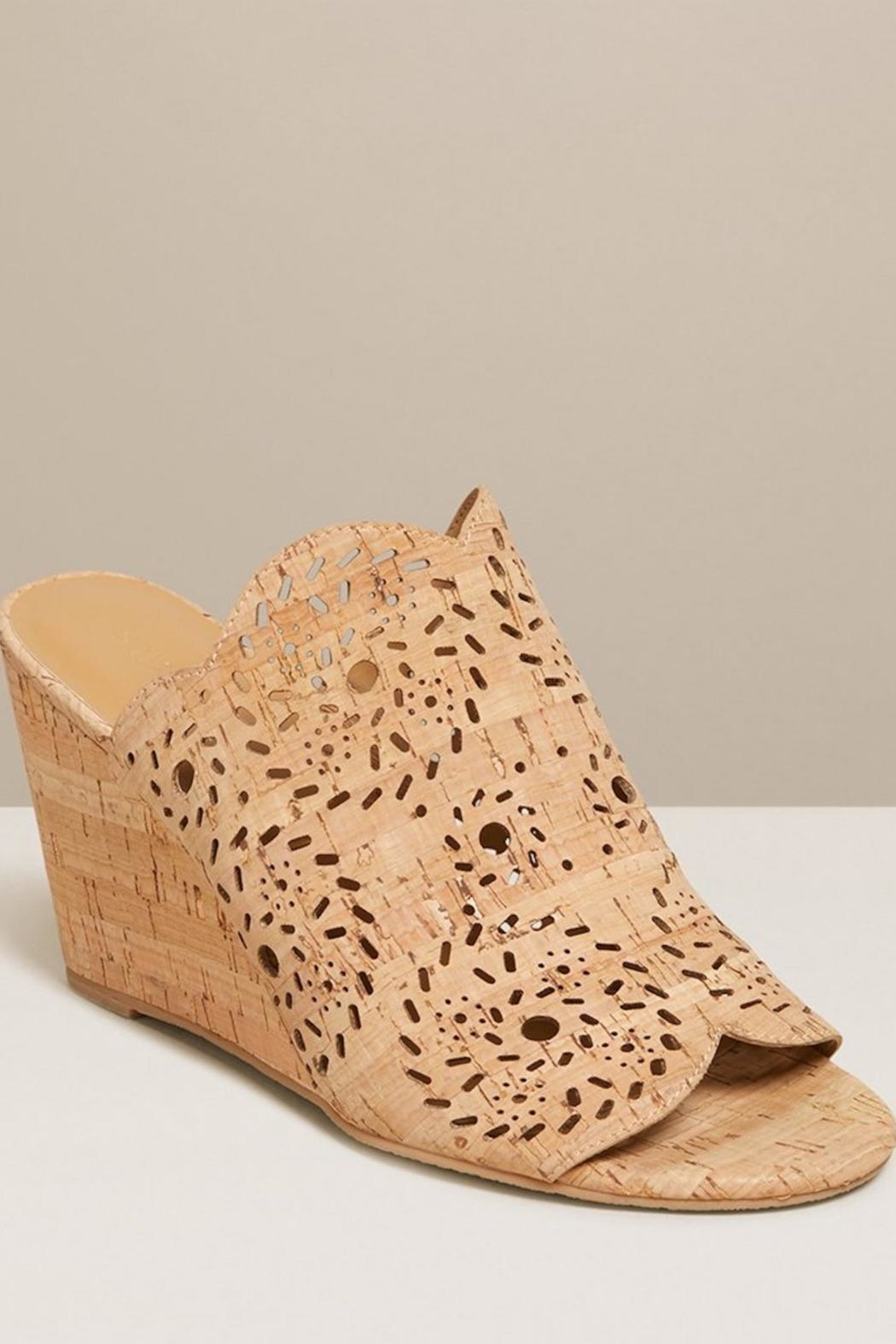Jack Rogers Ronnie Cork Wedge - Front Cropped Image