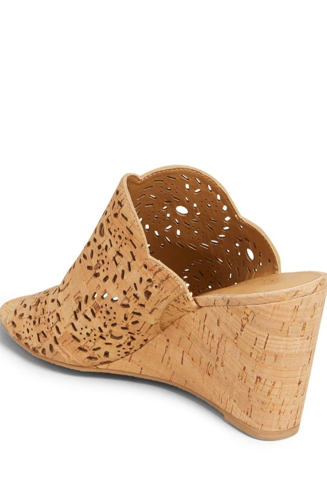 Jack Rogers Ronnie Cork Wedge - Side Cropped Image