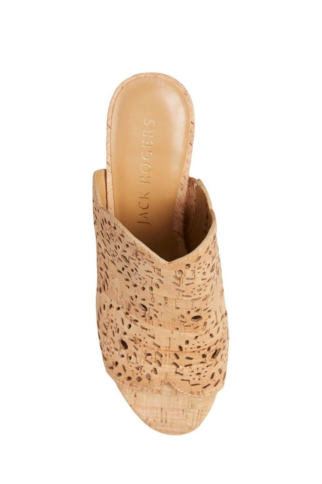 Jack Rogers Ronnie Cork Wedge - Front Full Image
