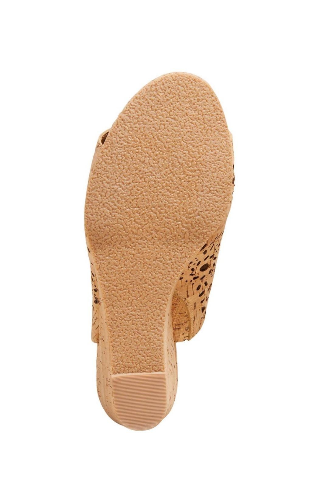 Jack Rogers Ronnie Cork Wedge - Back Cropped Image
