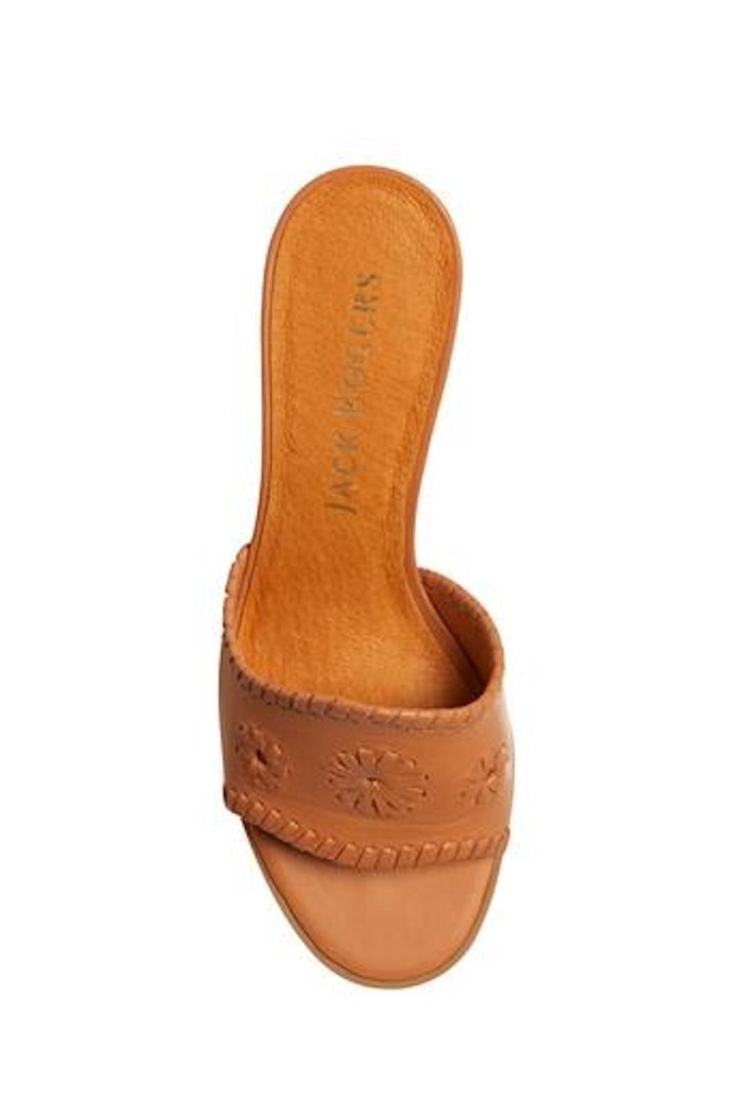 Jack Rogers Rory Mid Heel - Front Full Image