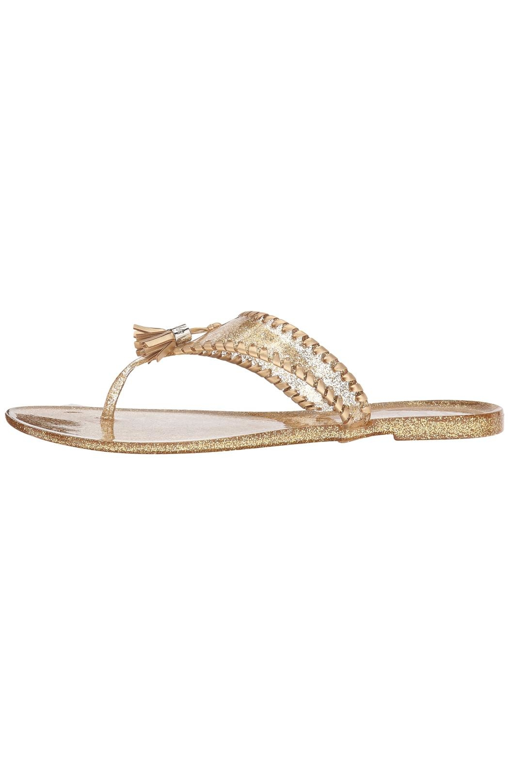 837adb033b1e Jack Rogers Sparkle Alana Jelly from Richmond by Trend. — Shoptiques