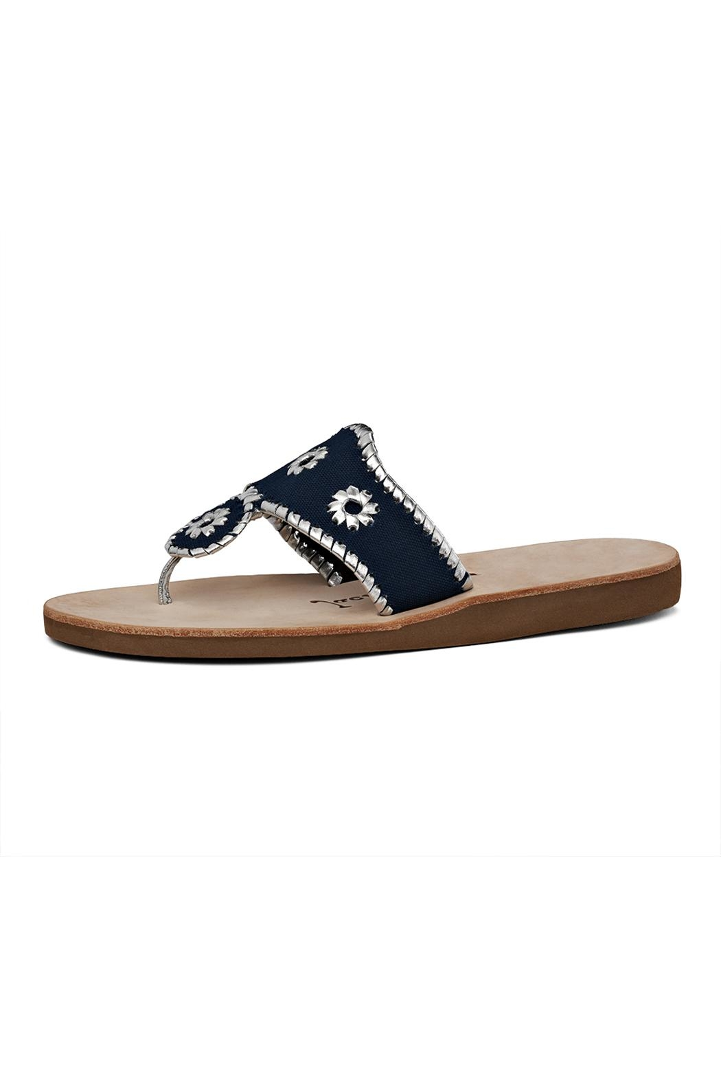 Jack Rogers Summer Boating Sandals - Main Image