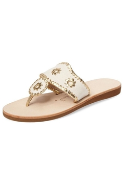Shoptiques Product: White Boating Sandal