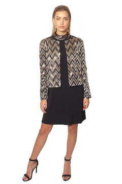 Shoptiques Product: Jacket Chevron