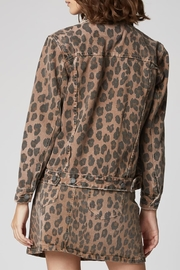 Blank NYC Jacket In Catwalk - Back cropped