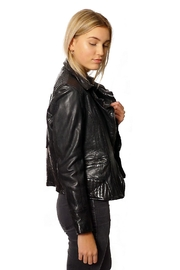 Gypsetters Jacket Leather Bull - Product Mini Image
