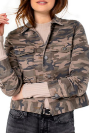 Liverpool  Jacket with Patch Pockets - Product Mini Image