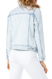 Liverpool  Jacket with Patch Pockets - Back cropped