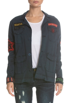 Elan Jacket With Patches - Product List Image